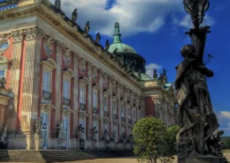 Picture of Sanssouci Park, Potsdam, Germany